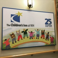 Children's Inn provides housing for families with children participating in an HIH research study.